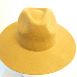 Felt Untrimmed Hats