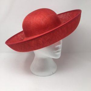 Untrimmed Sinamay Hats
